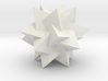 Compound of 5 Tetrahedra2 3d printed