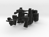Barrage Bot 3d printed