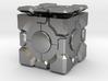 Companion Cube 50mm 3d printed