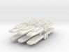9 Air Torpedo Boat x12 3d printed