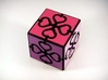 Valentine Cube Puzzle 3d printed View 2