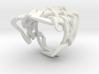 Celtic Weave 1 : size 9 3d printed