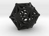 Triakisicosahedron 3d printed