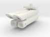 Mulcien Labeatis Class Military Freighter 3d printed