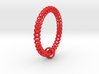 Cubichain Bracelet (Multiple sizes) 3d printed