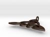 Triskel pendant 3d printed