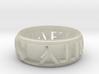 Singularity Ring 2 3d printed