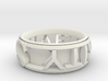 Singularity Ring 2 3d printed