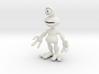 Ato, the Alien 3d printed