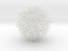 run4 globule 1.5 3x scale 3d printed