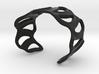 sinuous bracelet 43 3d printed