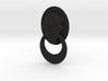 Rekki-Maru Lion Ring Plate 3d printed