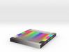 Color Palette 3d printed