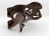 thinner eye of horus ring 3d printed