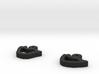 draw-earrings-4.stl 3d printed
