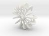 kukka 3d printed