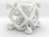 Complex 2-7 cube 3d printed