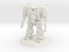 Mecha- Hunter (1/500th) 3d printed