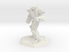 Mecha- Odyssey- Achilles Pose 2 (1/285th) 3d printed