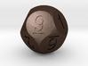 D10 5-fold Sphere Dice 3d printed