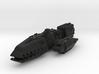 Colonial Battlewagon 3d printed
