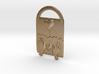 God''s Heart N Mine Key Chain 3d printed