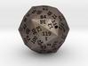 Disdyakis Triacontahedron d120 4cm hollow 3d printed