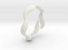 The Shell Bracelet 3d printed