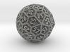 The Rosetta Dice #1 (60) 3d printed