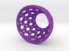 Netted Tea-Light Ring 3d printed