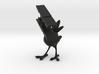 Clothespin Bird 3d printed