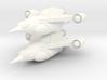 "R-Rocket ""Mars""-Class Tiny 3d printed"