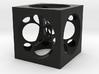 Cube !Spheres 3d printed