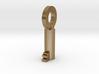 Handcuff Key 3d printed