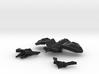 Royal Falcons Strike Craft 3d printed
