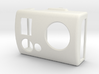 Front lid (3-axis camera gimbal for GoPro) 3d printed