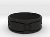 Ring ellipse 3d printed