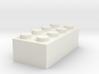 brick2b 3d printed