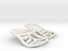 asas borboleta 3d printed