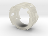 Box ring large 3d printed