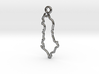 Albania - Pendant/Earring - B 3d printed