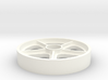 45 RPM Adaptor - Skyway BMX Mag Wheel 3d printed