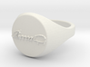 ring -- Mon, 25 Nov 2013 01:19:11 +0100 3d printed