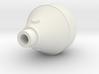1:87 Puupiippu - balloon stack 3d printed