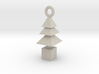 3d  Xmas Tree Tree Decoration Pendant 3d printed