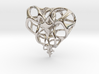 Heart for Love 3d printed
