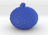 minecraft smaller xmas ball 3d printed