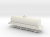 HOn30 28ft tank car 6' diameter  3d printed