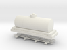 HOn30 20ft tank car 6' diameter 3d printed