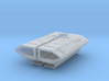 BSG Frigate Midships Part Package 3d printed